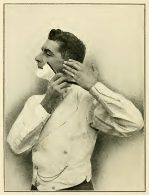 How to Shave Like Your Great Grandpa - Vintage Straight Razor Shaving