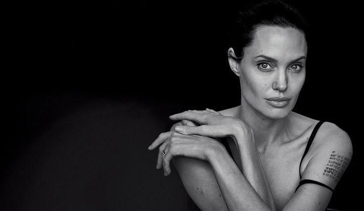 Angelina Jolie in WSJ Magazine November 2015 | Pictures | POPSUGAR Celebrity
