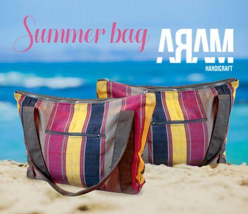 Beach Bag Summer Bags https://www.etsy.com/shop/Aramartigianato