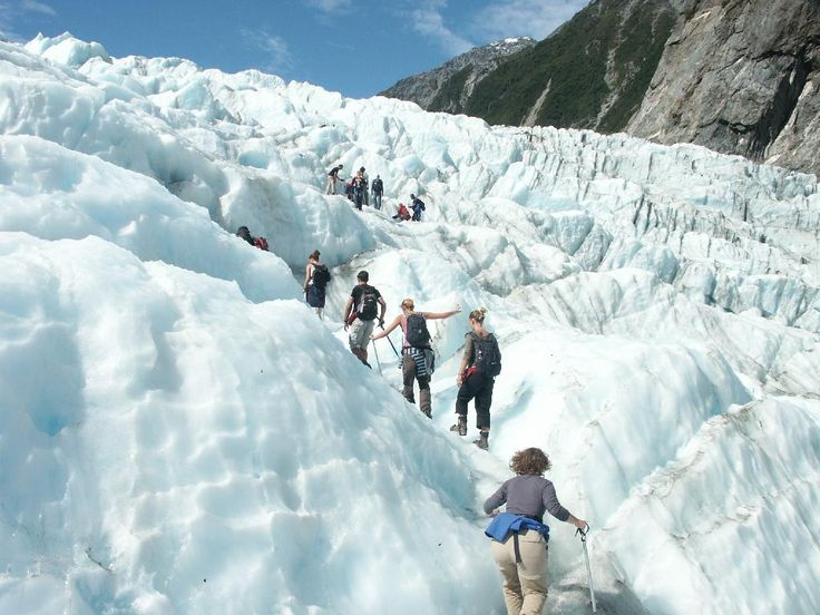 Franz Josef Glacier. Beautiful and amazing place, quite breathtaking