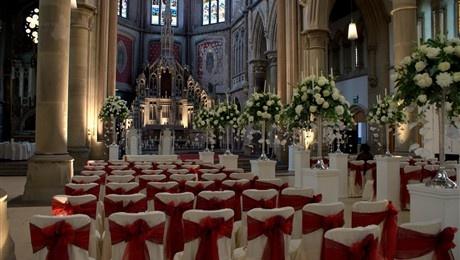 Wedding at The Monastery, Gorton