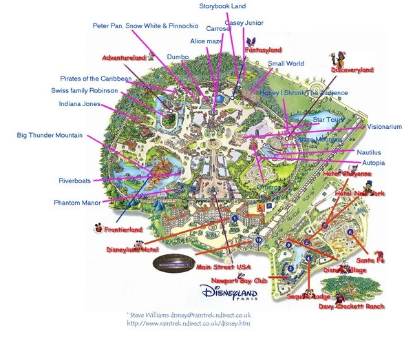 17 best ideas about eurodisney hotels on pinterest for Paris hotel map