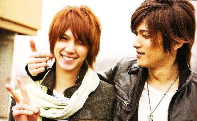 Hamao Kyousuke and Watanabe Daisuke