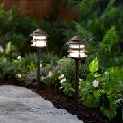 25 best ideas about pathway lighting on pinterest for Better homes and gardens swimming pools