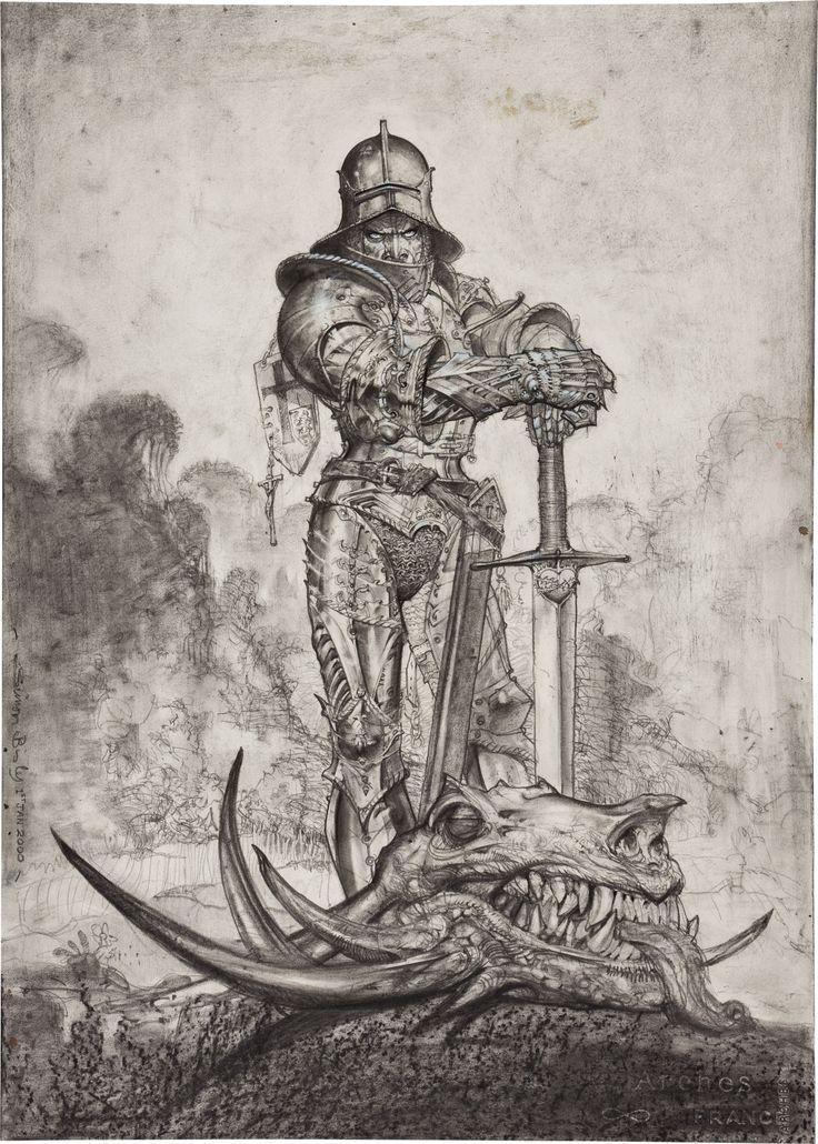 Resultado de imagem para saint george and the dragon