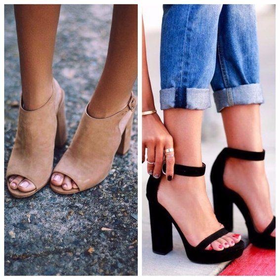 Cosas que las mujeres compramos por moda y nunca utilizamos - Tacones