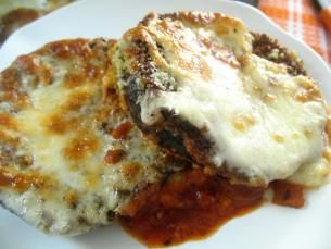 How to Make Eggplant Parmesan > Start Cooking