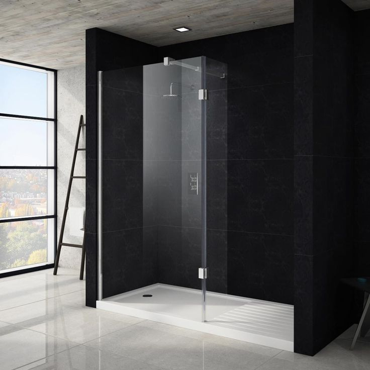 Apollo Walk In Shower Tray With Drying Area 1700 X 800mm