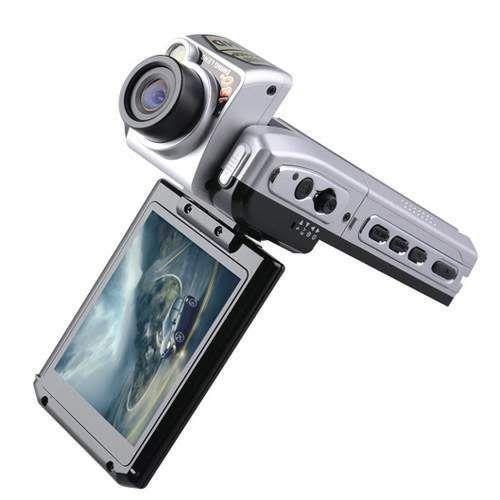 """Buenos días amig@s!! #FelizViernes Hoy queremos destacar nuestra #Videocámara DVR 12Mpix LCD 2,5"""" HDMI Full HD 1080p Modo día/noche, automático de exposición, Batería incluida, puedes cargar y grabar a la vez. Micrófono incluído, soporta tarjetas SD y SDHC hasta 32Gb (no incluídas), grabación por detección de movimiento, 4X zoom digital, TV / HDMI interface, se puede conectar a un PC o Televisión directamente, grabación de vídeo y toma de fotografías, rotación de la pantalla 360º…"""