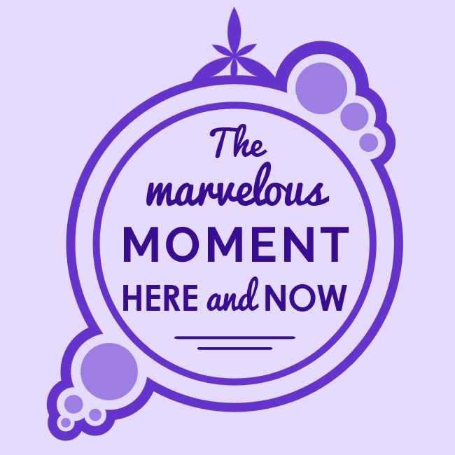 THE MARVELOUS MOMENT - RIGHT HERE AND RIGHT NOW - MINDFULNESS EXCERCISES (Ep. 6)