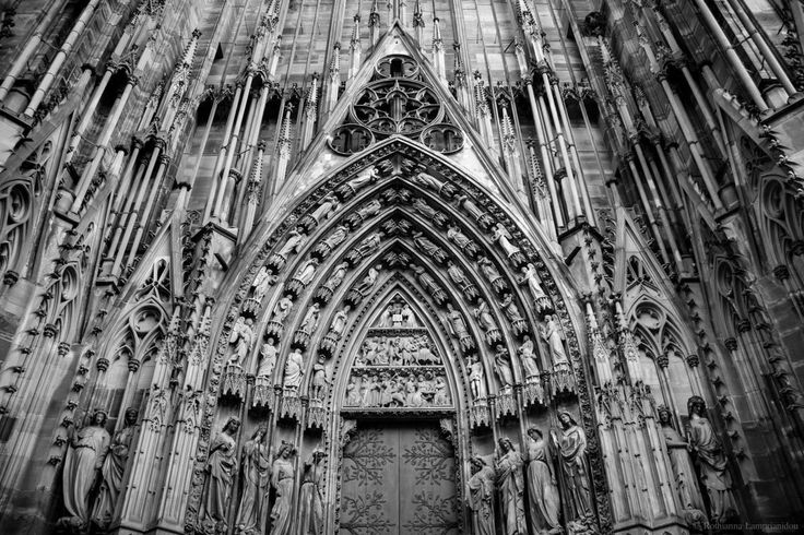 Cathédrale Notre Same de Strasbourg