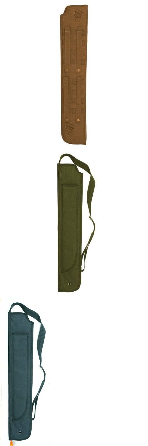 Gun Sleeves 177878: Voodoo Tactical Shotgun Scabbard With Attached Machete Sheath -> BUY IT NOW ONLY: $37 on eBay!