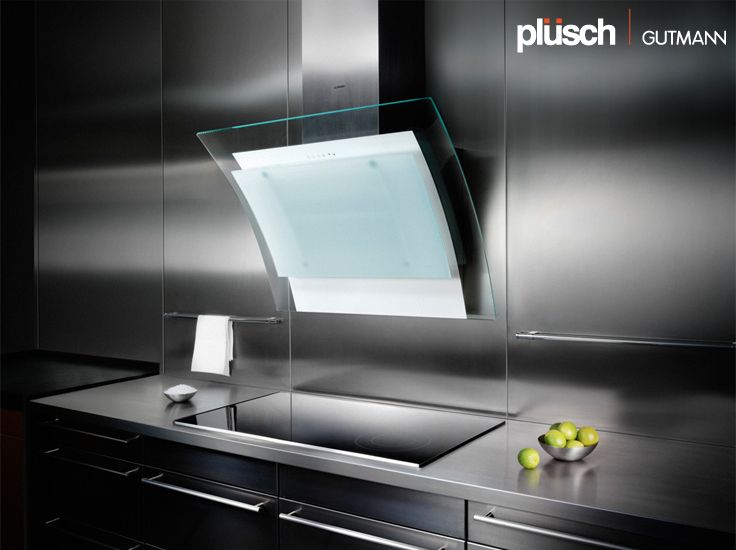Blanco By Gutmann Adelante Wall Mounted Cooker Hood Contemporary Kitchen  Hoods And Vents