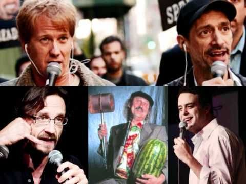 Opie and Anthony: Marc Maron on Gallagher