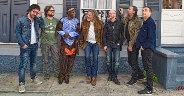 Robert Plant and the Sensational Space Shifters Announce Fall Tour Dates | Nonesuch Records
