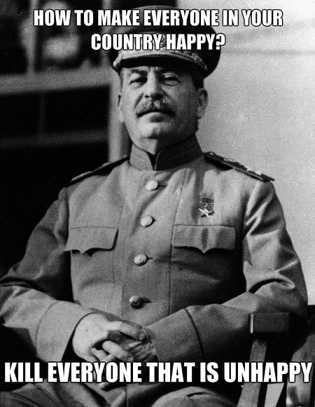 a comparison of the politics of joseph stalin and adolf hitler in world war ii During world war ii stalin emerged, after an unpromising start, as the most successful of the supreme leaders thrown up by the belligerent nations in august 1939, after first attempting to form an anti-hitler alliance with the western powers, he concluded a pact with hitler , which encouraged the german dictator to attack poland and begin .