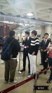 Departure, Jeju International Airport - 12.05.2015