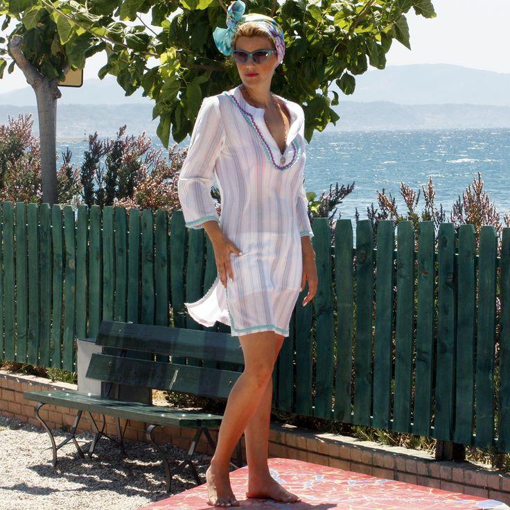 """Kaftan dress """"Corfu"""" $85€"""