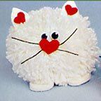kitty from pompoms.  kid firendly