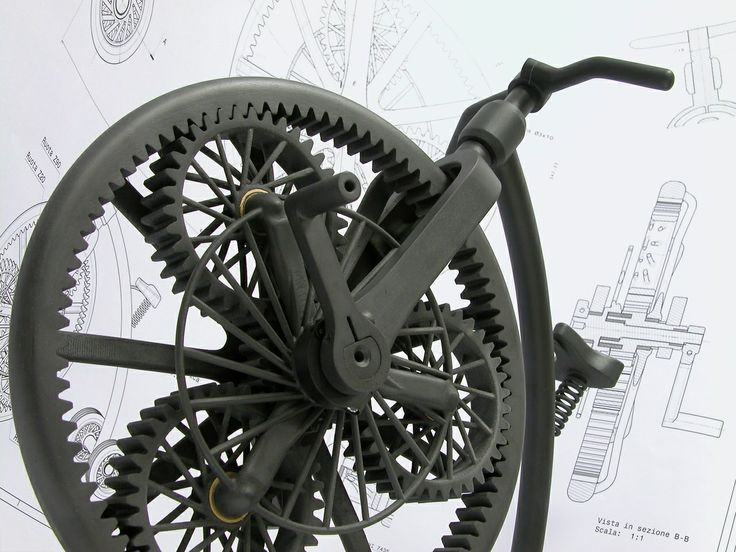Windform Old Bicycle