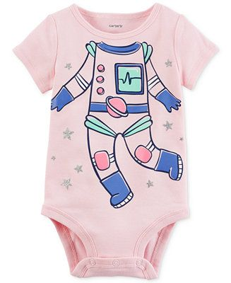 8950b8dc25 Shop Astronaut Cotton Bodysuit