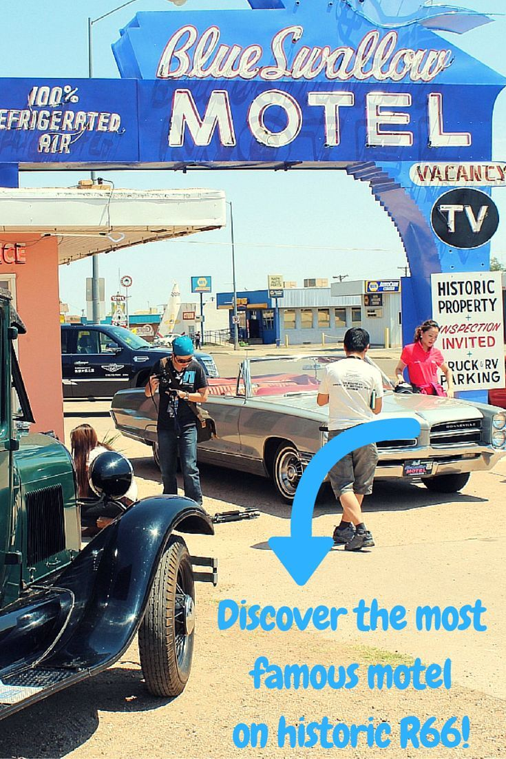 Guess who has told us the history of the most famous motel on historic Route 66, one of the best travel destinations ever? Kevin Mueller, the owner!