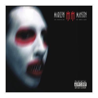 """L'album di #MarilynManson intitolato """"The Golden Age Of Grotesque""""."""