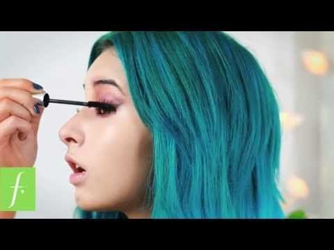 Aprende cómo maquillar tus ojos con un estilo trendy, ojos punk con Laura Sánchez.