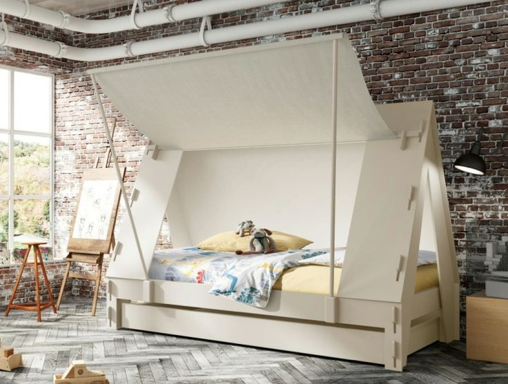 Moonrise Tent bed from Mathy By Bols