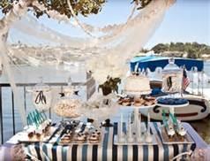 Nautical Bridal Shower Ideas