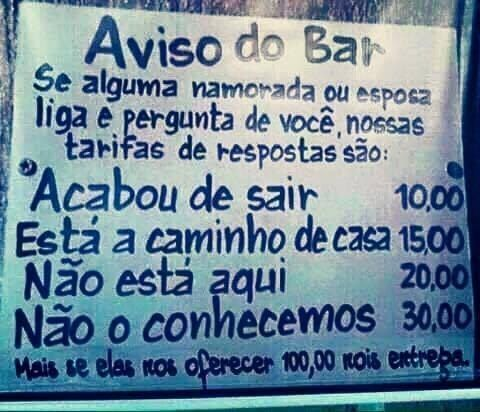 O brasileiro preza pela excelência na prestação de serviços. | 17 imagens que são o mais puro suco de Brasil