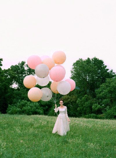 "36"" Giant Balloon - 12 Pack - Pick Your Colour - Wedding & Event Supplies - Photo Prop on Etsy, 500:00 kr"