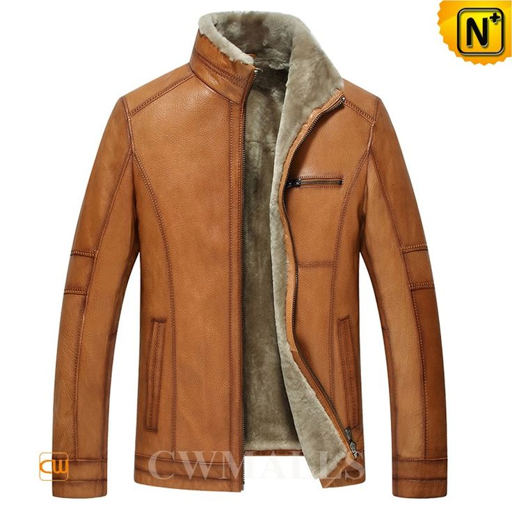 Best 25+ Mens shearling jacket ideas on Pinterest