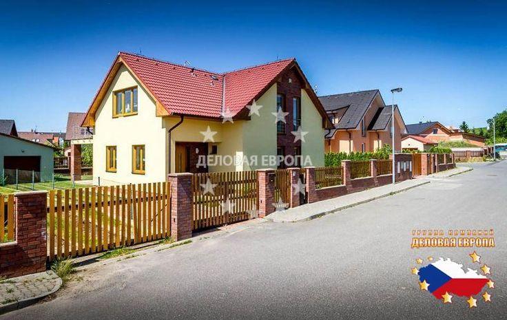 Дома / 6-комн., Прага, 545 000 € http://portal-eu.ru/doma/6-komn/realty497/  Предлагается на продажу дом площадью 240 кв.м с участком 580 кв.м в районе Прага 4 – Шеберов стоимостью 545 000 евро. Дом типа 6+КК состоит из двух этажей. На первом этаже расположены прихожая, гостиная с камином, кухней и столовой, спальной и ванной комнат, отдельного туалета, рабочего кабинета и технической комнаты. Этажом выше находятся три спальные комнаты, две ванные комнаты и гардеробная. На полах плитка и…