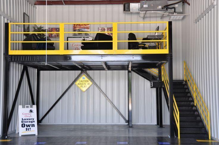 garage mezzanine Copyright 2012 by Garage Oasis North