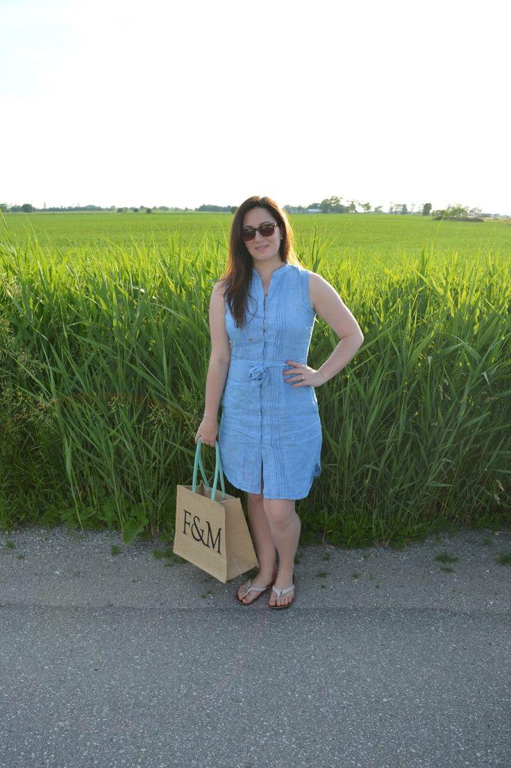 Celebrating this Life: Sunset Drive #fashionblogger #summerfashion #summerstyle #llbean
