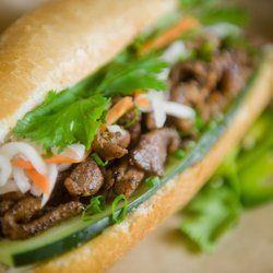 Lotus Cafe & Bánh Mì Sandwiches