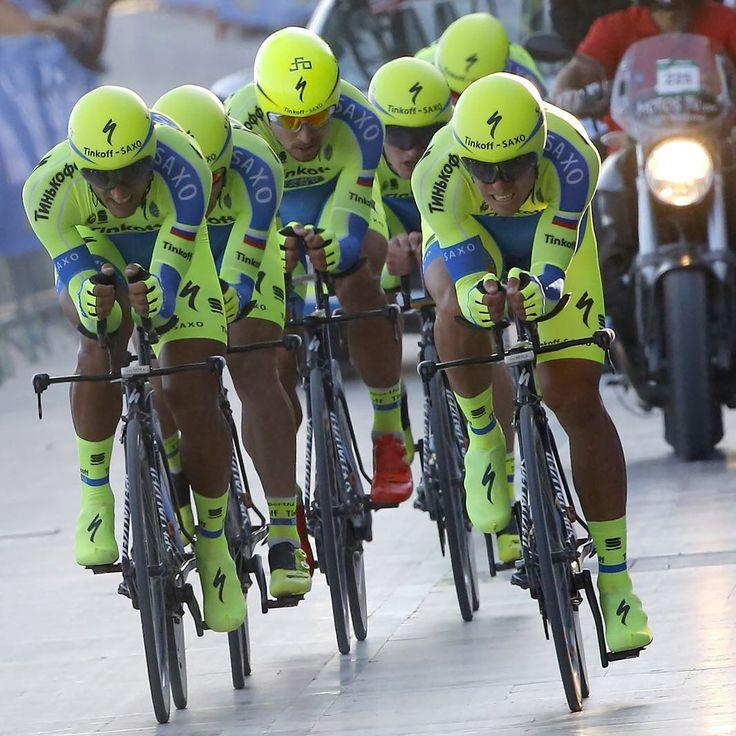 La Vuelta 2015  TTT Tinkoff Saxo