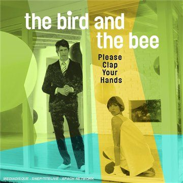 Transparency The Bird and The Bee Album Cover