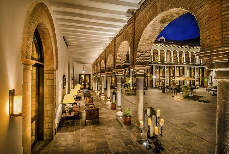 Hotel JW Marriott El Convento - Cusco #HotelDirect info: HotelDirect.com