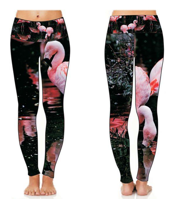Custom high quality yoga lagging sublimation sports gym wear