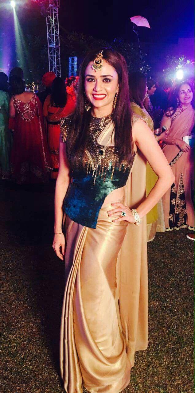 See sari blouse design