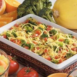 Spaghetti Squash Medley Allrecipes.com