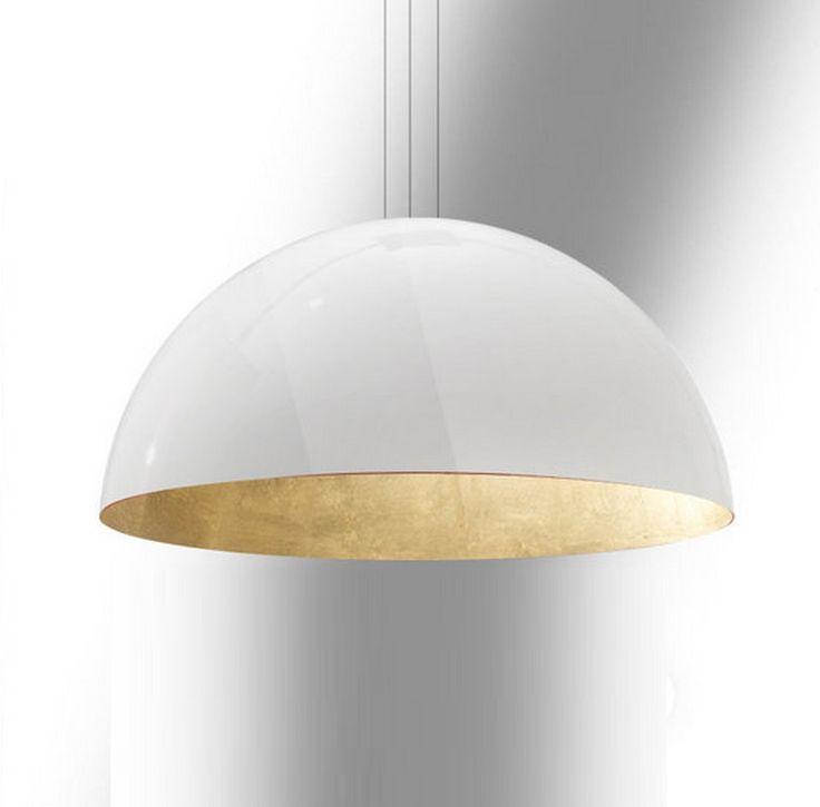Grote koepellamp - 50 cm doorsnede vind je bij Hanglampgigant.nl ...