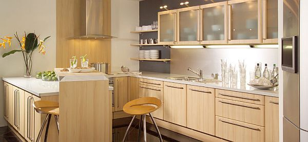Brown kitchen Inspiration Ideas