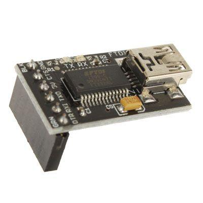 [USD6.58] [EUR6.10] [GBP4.72] FTDI Basic Breakout Arduino USB-TTL 6 PIN 3.3 5V for MWC MultiWii Lite /SE