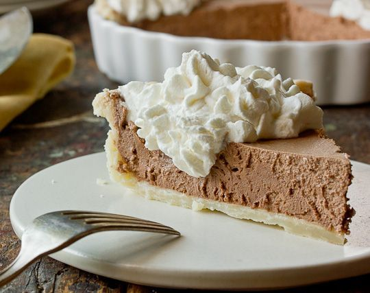 Classic Dessert Recipe: French Silk Pie Recipes from @The Kitchn