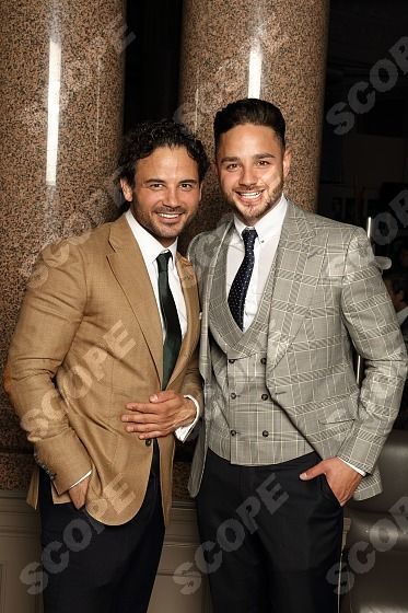 EXCLUSIVE Coronation Street star Ryan Thomas farewell party - 2016