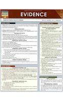 Evidence (Quick Study Law) by Inc. BarCharts http://www.amazon.com/dp/1423222407/ref=cm_sw_r_pi_dp_07FStb1RX04YFW2N $6.26