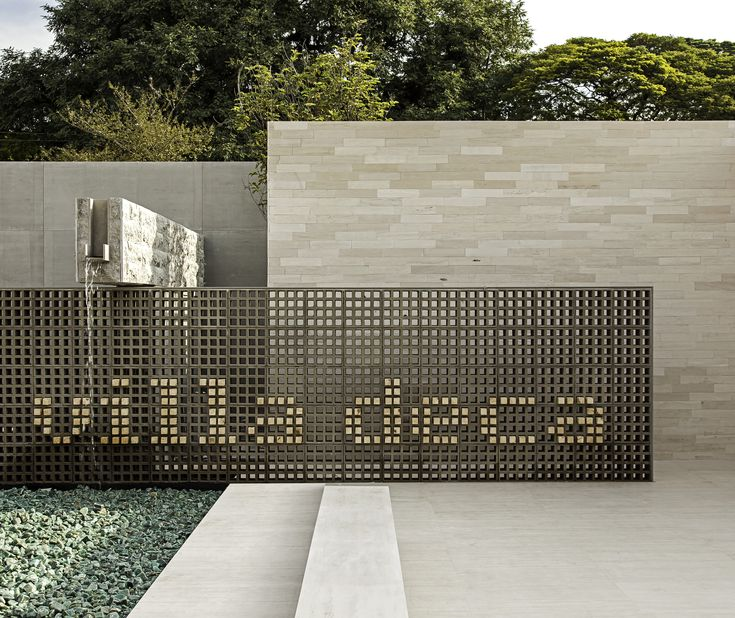 villa deca, são paulo ⊚ pinned by www.megwise.it #megwise #environmentalgraphics #signage